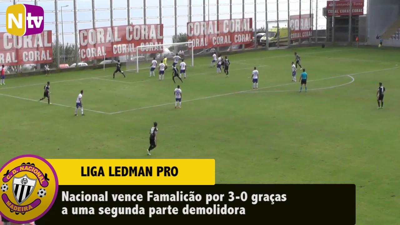 Nacional da Madeira - FC Famalicao