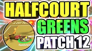 EVERYTHING IS GREEN OMG • INSANE SHOT PATCH + GREENLIGHTS FROM HALFCOURT w/ PLAYMAKERS!!! 😱