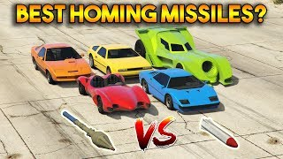 GTA 5 ONLINE : BEST HOMING MISSILES?