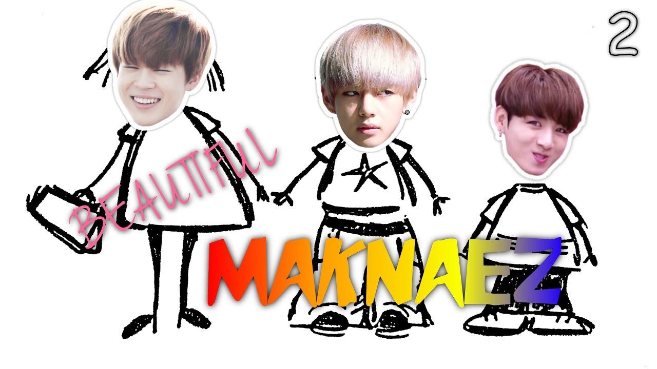 BTS CRACK #2- DROP THE SEXSI {Maknae Edition}