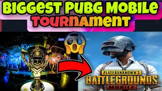 Biggest Pubg Mobile Global Tournament😱  Biggest Prizepool Money to?  Gamers Without Borders Schedule