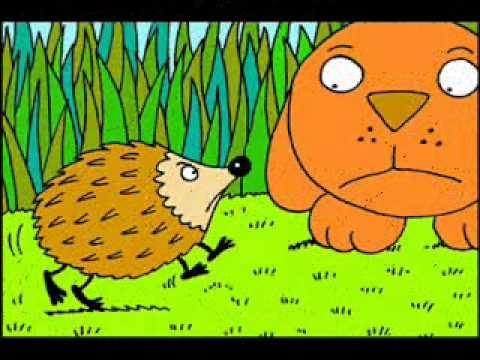 Ariciul Cel Loial Prickly Percival Povestiri Pentru Copii