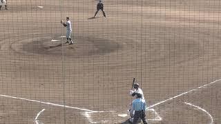 ●【2018春季大会/5番打者】2018/03/24尽誠学園高・畠山選手