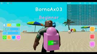 Roblox Egg Simulator-I became the Easter Bunny