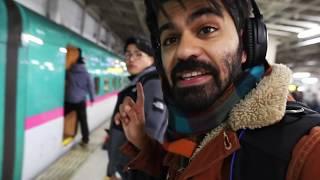 تجربة آسرع قطار فالعالم | الطريق إلى هوكايدوا