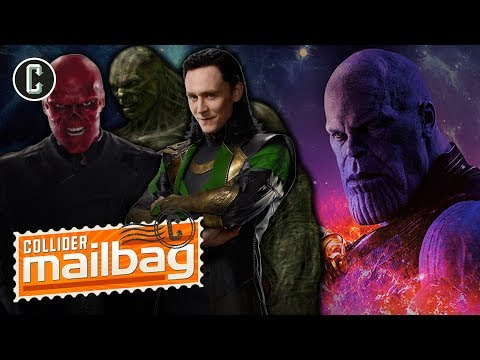 Could the Avengers Team up with Past MCU Villains to Fight Thanos? - Mailbag