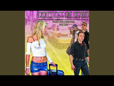 Don't Let Me Down (Leclubb Radio Remix)