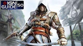 Assassin's Creed 4 Walkthrough - Sequence 13: ENDING