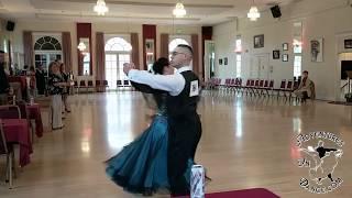 USA Dance competition Standard Ballroom Jess Bill