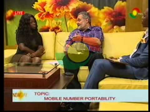 New Day - Discussing  Mobile Number  Portability - 10/7/2014