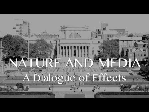 Marshall McLuhan 1978 Full Debate On Nature And Media at Cam