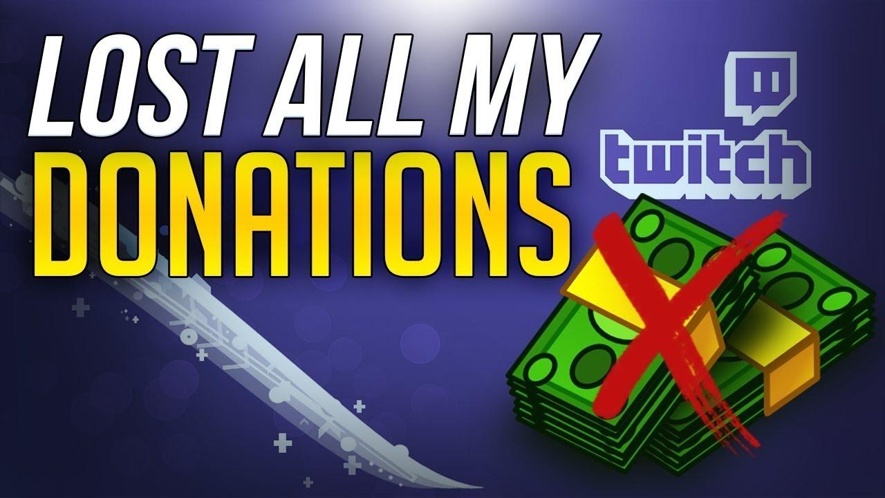Twitch Donations Versteuern