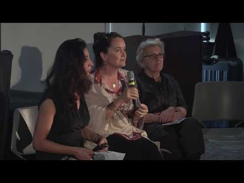 """""""A View From The Cloud"""" at the UN Church Center, 5-17-17 - Conversation 2: Finance"""