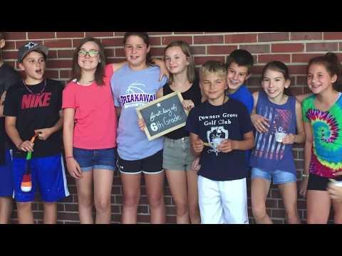 Henry Puffer School Class of 2018 6th Grade Breakfast Video