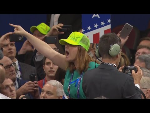 Chaos in Cleveland: Anti-Trump Factions Disrupt RNC