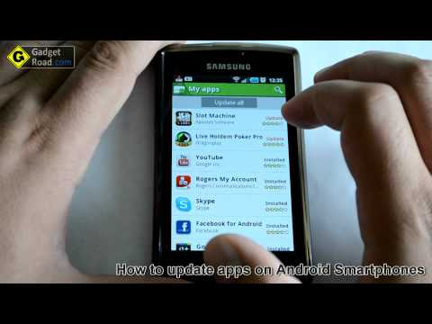 How to update apps on Android Smartphones Guide