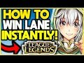 How to INSTANTLY Win Lane at LEVEL 1 | Riven EXTREME AGGRESSION tips