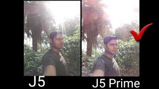 samsung galaxy j5 prime vs galaxy j5 camera review