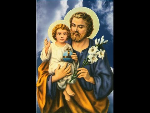 Powerful prayer to St Joseph - jobless, workers, professiona