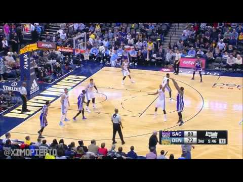 Sacramento Kings vs Denver Nuggets   Full Game Highlights   January 3, 2017   2016 17 NBA Season