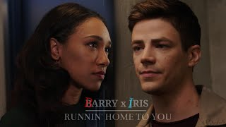 Barry and Iris - Runnin' Home To You / The Flash