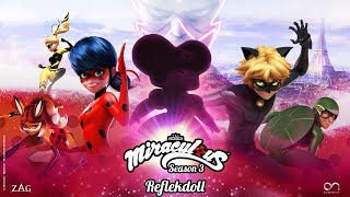 MIRACULOUS | 🐞 REFLEKDOLL - OFFICIAL TRAILER 🐞 | Tales of Ladybug and Cat Noir