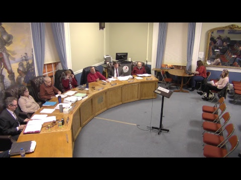 City of Plattsburgh, NY Meeting  2-14-19