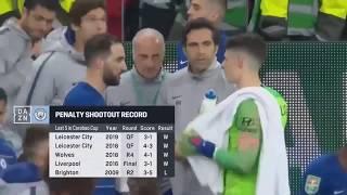 Chelsea vs Manchester City 3 4 Penalties Goals & Highlights