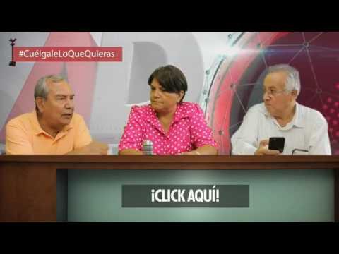 #ElPerchero nos acompaña Maria Dolores González Meza la Dirigente Estatal de la FSTSE
