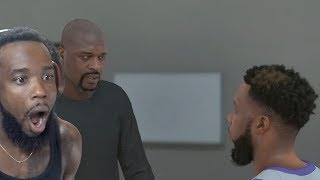 Shaq PULLED UP On Me At Practice To Check Me! NBA 2k19 MyCareer Ep.15