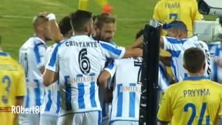 Coppa Italia - Pescara 2-0 Frosinone esultanza gol di Verre 13-8-2016