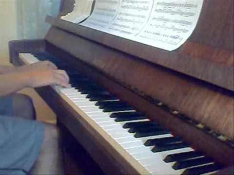 Ichigo Complete - Ichigo Mashimaro opening on Piano