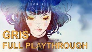 GRIS FULL PLAYTHROUGH - XELL STREAM