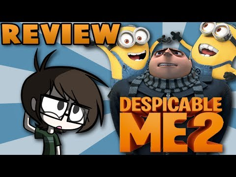 REVIEW - Despicable Me 2 -  More Minions and Less Gru & the Girls