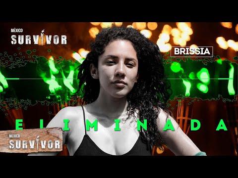 Brissia enfrentó a dos compañeros y es eliminada de Survivor México. | Survivor México 2021