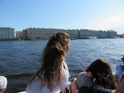 Travel Diary // St. PETERSBURG, RUSSIA | 2016