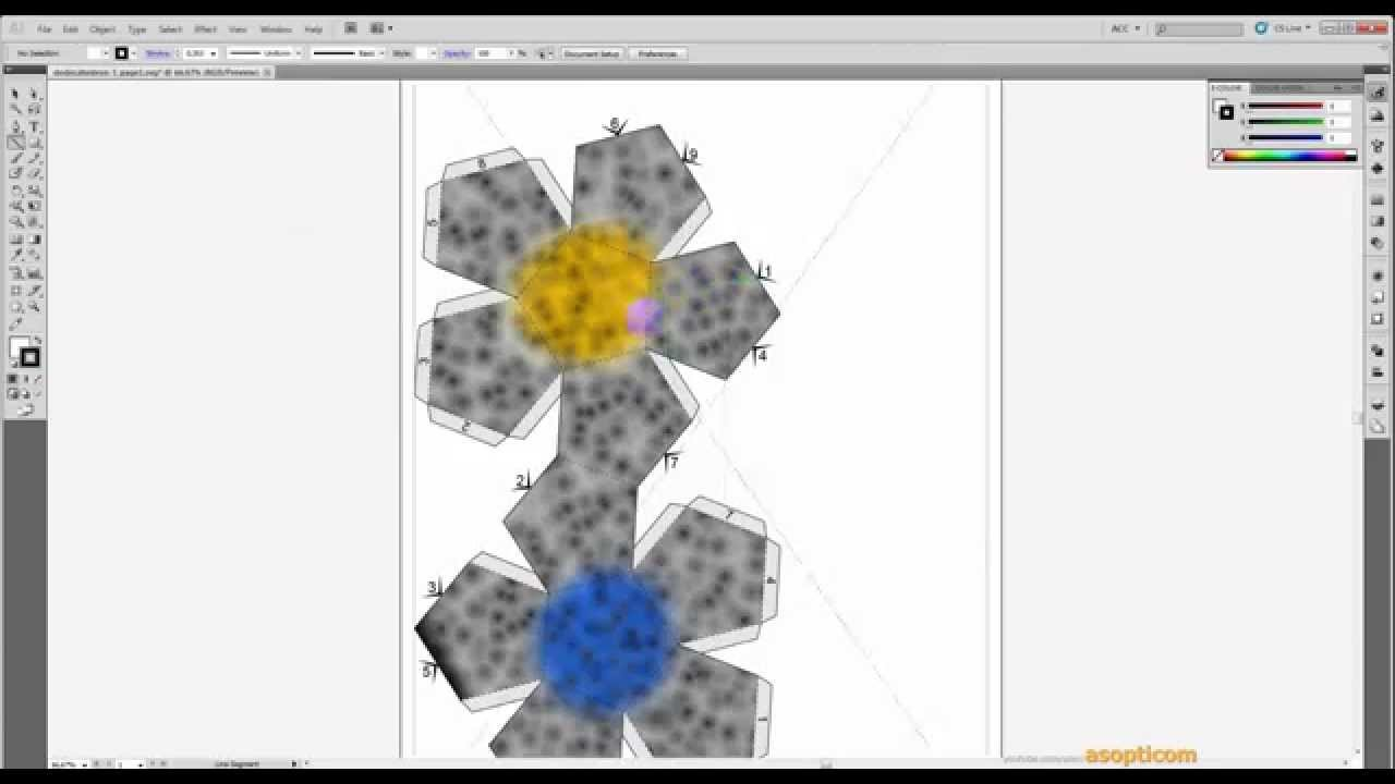 Papercraft Blender 3D - Paper Model Export