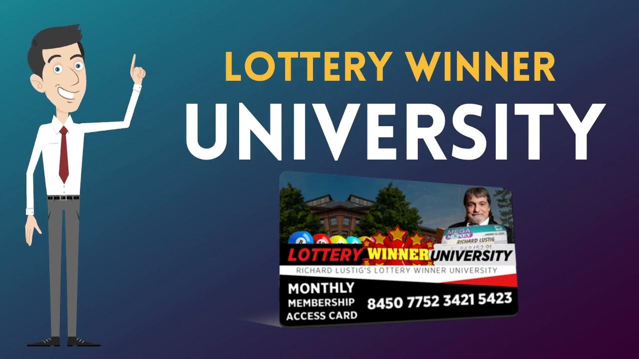 Image result for Lottery Winner University Review