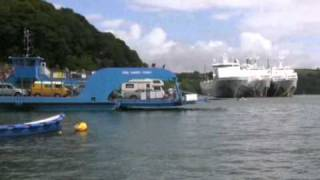 King Harry Ferry - Cornwall