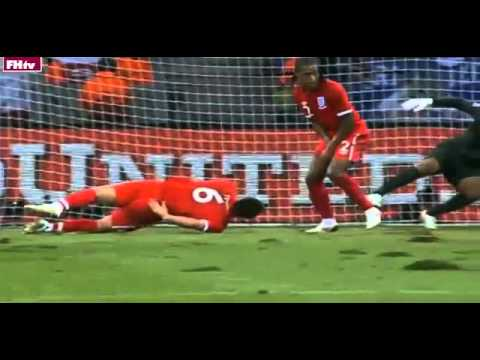 World Cup 2010 Most Shocking Moments 21-Terry Dive