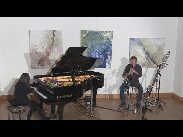 Konzert Masako Ohta und Udo Schindler in der Mohrvilla