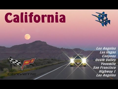 The Perfect Road Trip - USA West Coast