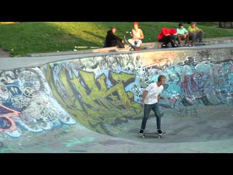 Ben Lee Skatepark Montage 7.0