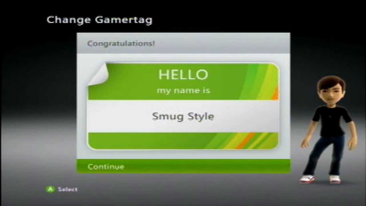 Hello My Name Is Smug Style