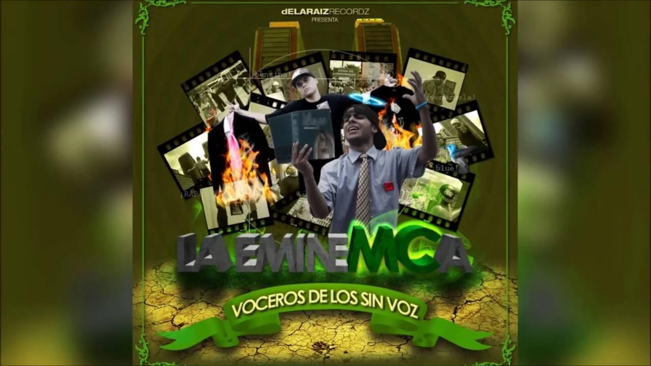 La EmineMCa - En Pro De Los Anonimos (AUDIO)