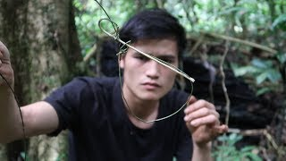 Survival in the tropical rainforest, ep 33, traps and grill
