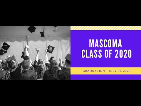 2020 Mascoma Valley Regional High School Graduation