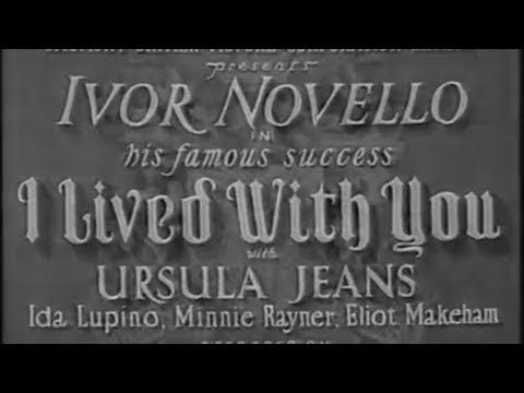 I Lived With You (1933) IDA LUPINO