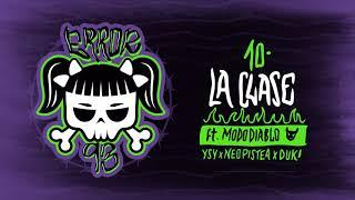 """Cazzu - """"LA CLASE"""" ft. MODODIABLO (audio oficial)"""