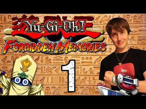 Let's Play: Yu-Gi-Oh! Forbidden Memories #1